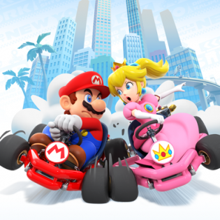 Mario Kart Tour screen 2