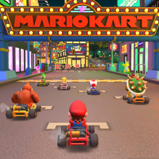 Mario Kart Tour screen 3