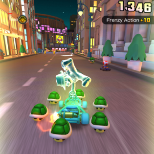 Mario Kart Tour screen 5