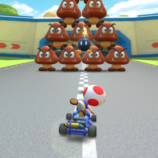 Mario Kart Tour screen 6