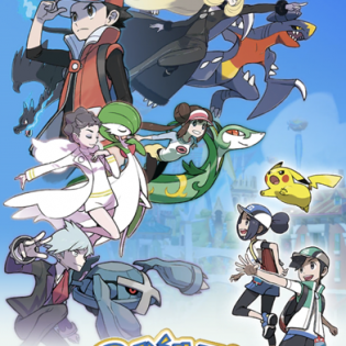 Pokémon Masters screen 1