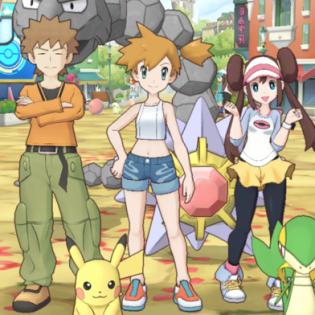 Pokémon Masters screen 2