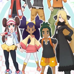 Pokémon Masters screen 5