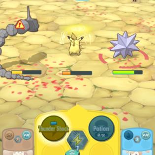 Pokémon Masters screen 6