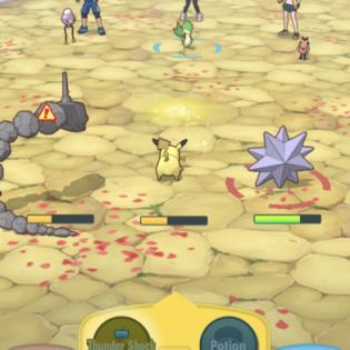 Pokémon Masters screen 8