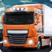Euro Truck Driving simulator 2021 logo