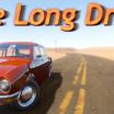 The Long Drive logo