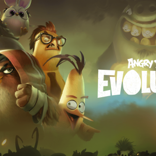 Angry Birds Evolution screen 1