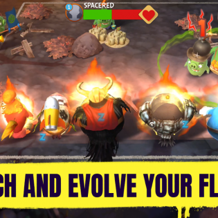 Angry Birds Evolution screen 2