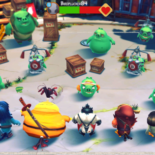 Angry Birds Evolution screen 5