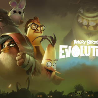 Angry Birds Evolution screen 6