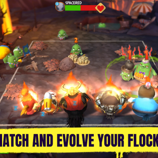 Angry Birds Evolution screen 7