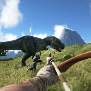 ARK: Survival Evolved screen 1