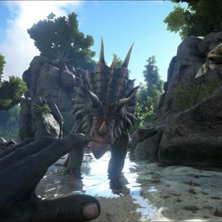 ARK: Survival Evolved screen 2