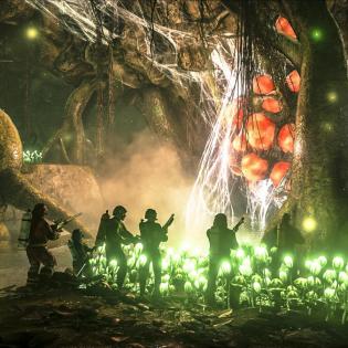 ARK: Survival Evolved screen 3