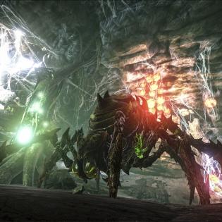 ARK: Survival Evolved screen 4
