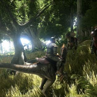 ARK: Survival Evolved screen 5