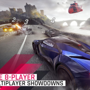 Asphalt 9 screen 12