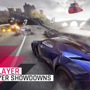 Asphalt 9 screen 5