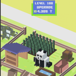 Blocky Zoo Tycoon - Idle Clicker Game! screen 4