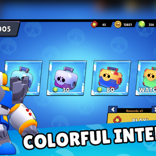 Box Collector for Brawl Stars: Christmas! screen 1