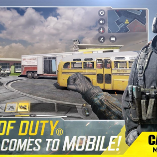 Call of Duty®: Mobile screen 1