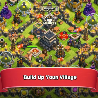 Clash of Clans screen 4