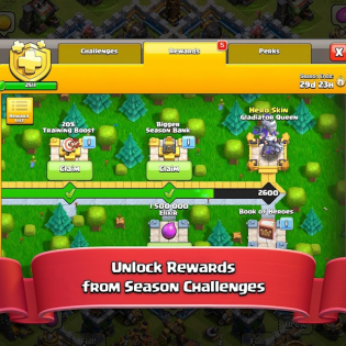 Clash of Clans screen 7