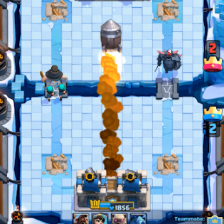 Clash Royale screen 1