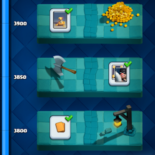Clash Royale screen 3