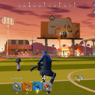 Creative Destruction screen 1