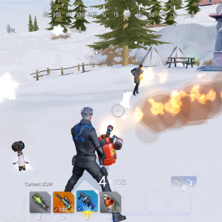 Creative Destruction screen 2
