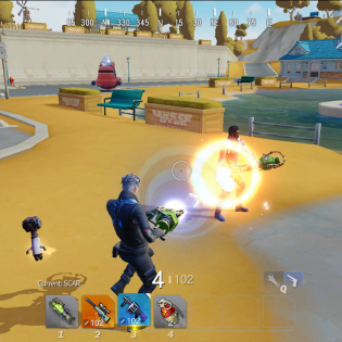 Creative Destruction screen 3
