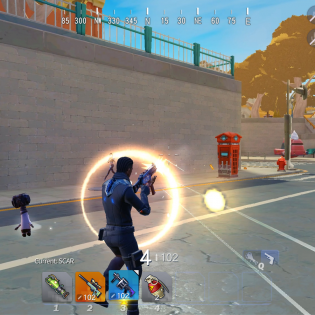 Creative Destruction screen 5