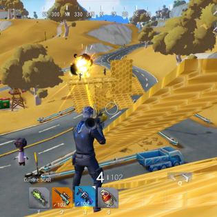 Creative Destruction screen 6