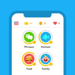 Duolingo screen 6
