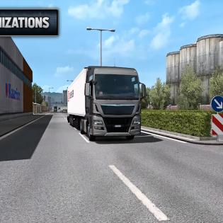 Euro Truck Driving simulator 2021 screen 2