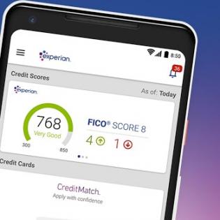 Experian - Free Credit Report screen 2