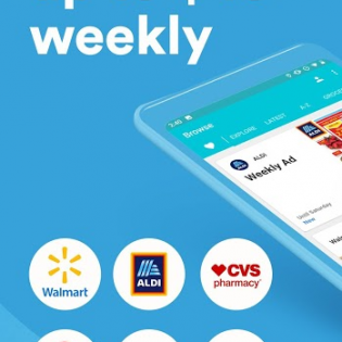 Flipp – Weekly Ads & Coupons screen 1