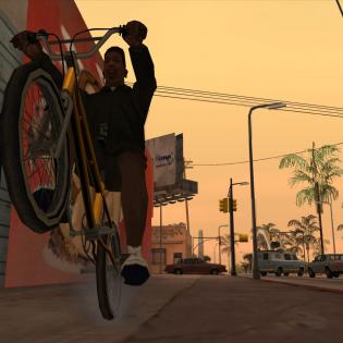 Grand Theft Auto: San Andreas screen 2