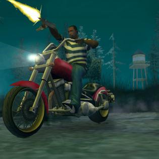 Grand Theft Auto: San Andreas screen 3