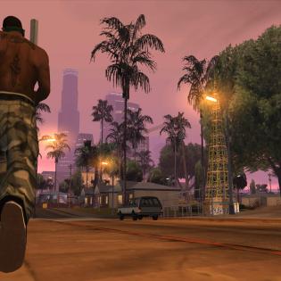 Grand Theft Auto: San Andreas screen 7