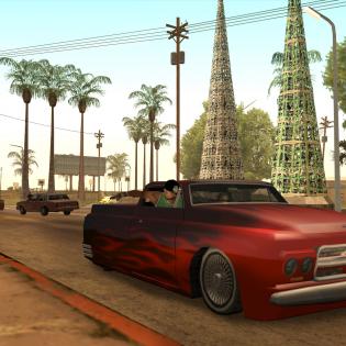 Grand Theft Auto: San Andreas screen 8