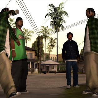 Grand Theft Auto: San Andreas screen 9