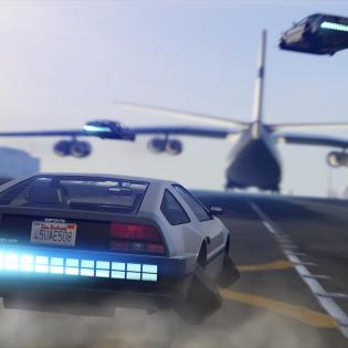 Grand Theft Auto V screen 1