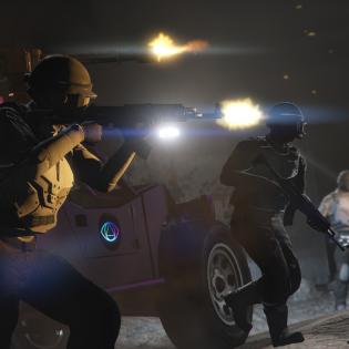 Grand Theft Auto V screen 2