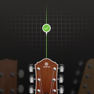 Guitar Tuner Free – GuitarTuna screen 1