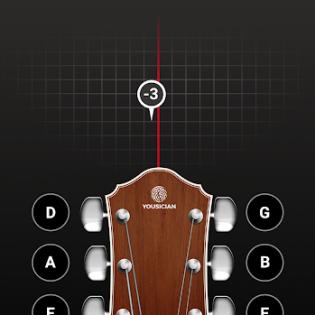 Guitar Tuner Free – GuitarTuna screen 2