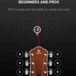 Guitar Tuner Free – GuitarTuna screen 8