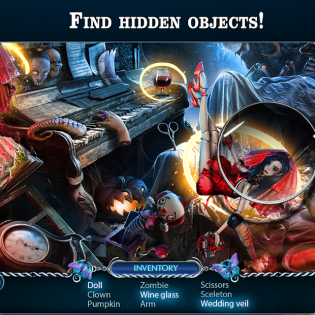 Hidden Objects - Mystery Tales 7 (Free To Play) screen 2